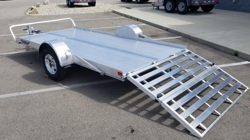 2021 Triton 6'x12' Alum 3k Utility Trailer