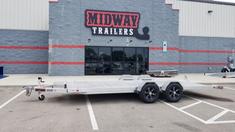 2022 Timpte 7'x20' Tilt 10k Car Hauler Trailer