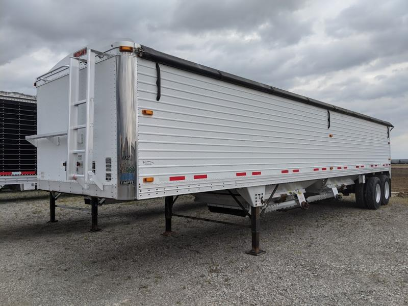 2012 Timpte 40' Grain Hopper Hopper Trailer