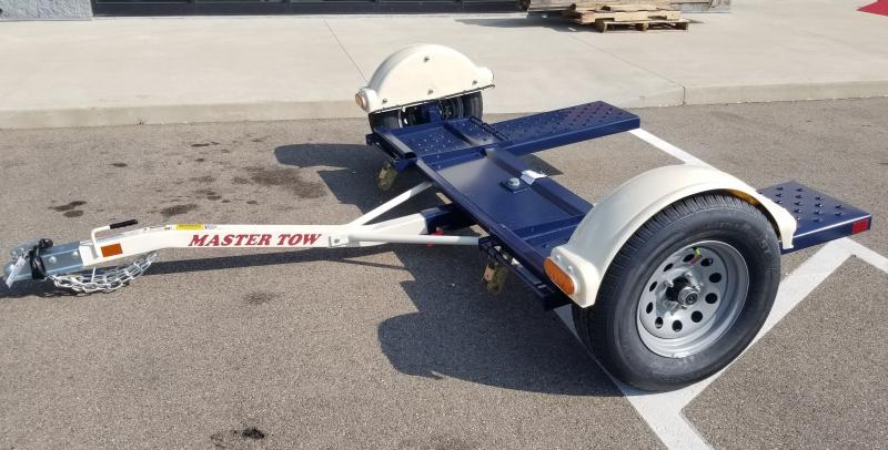 "2021 Master Tow 80"" Surge Brake Dolly 3k Car Dolly"