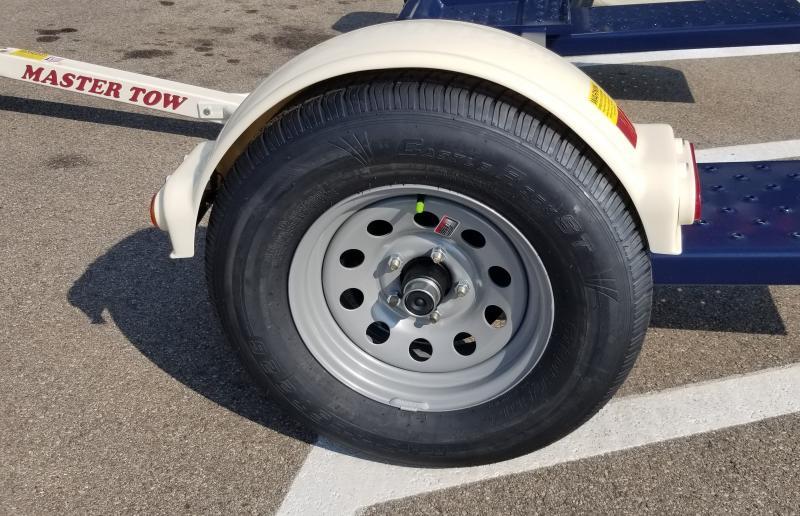 """2021 Master Tow 80"""" Surge Brake Dolly 3k Car Dolly"""