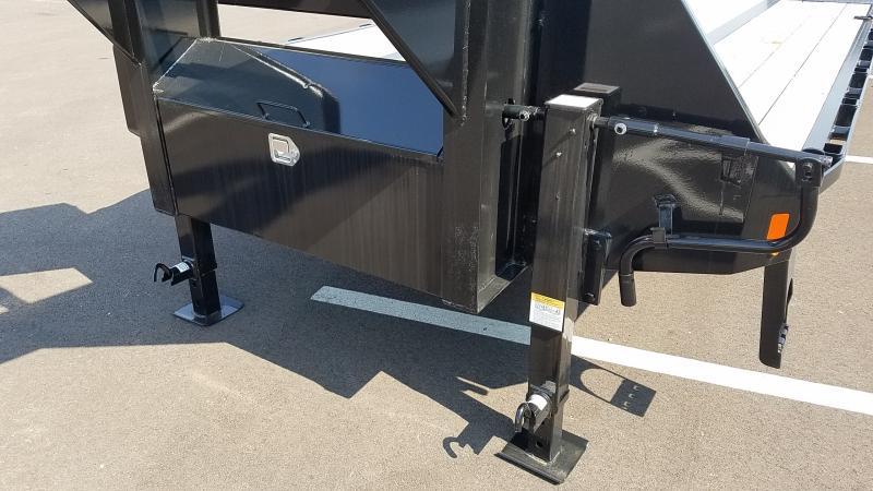 2021 Sure-trac 8.5'x20'+5' Hd Lp Gn Beavertail 22.5k Deck Over Trailer