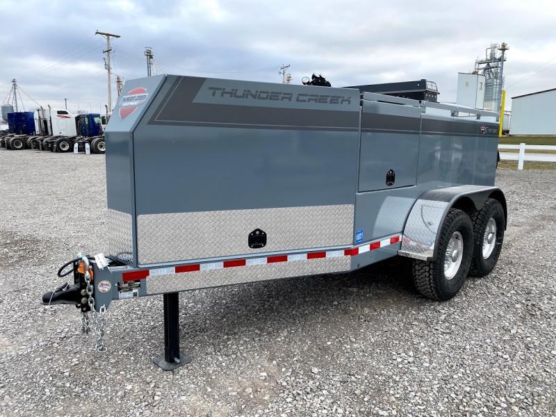 2020 Thunder Creek Equipment FST990 G3 T-4C Fuel Trailer