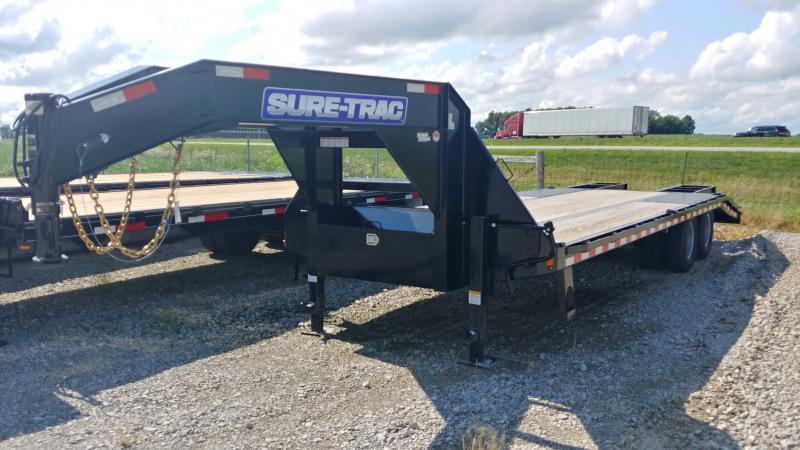 2020 Sure-trac 8.5 X 20+5 Deckover 22.5k Gn Deck Over Trailer