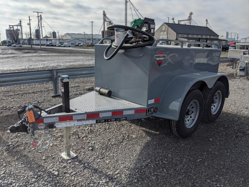 2020 Thunder Creek Ev500 Fuel Trailer