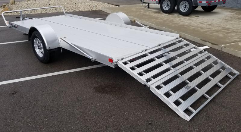 2021 Triton 6'x14' 3k Alum Utility Trailer