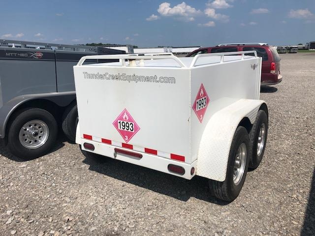 2010 Thunder Creek Equipment ADT 750 Fuel Trailer