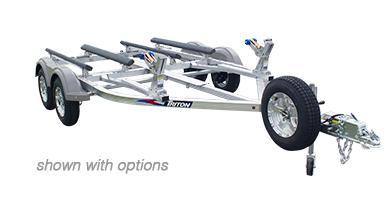 2020 Triton Wc2-2 Jetski Trailer Boat Trailer
