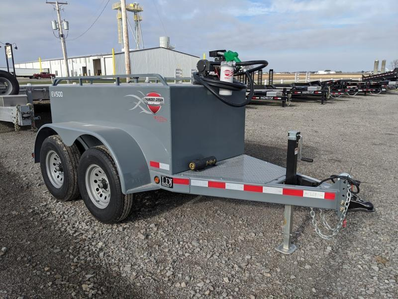 2021 Thunder Creek Equipment EV500 Fuel Trailer