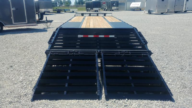 2021 Sure-trac 8.5'x25'+5' 25.9k Lp Deckover Tandem Bp Deck Over Trailer