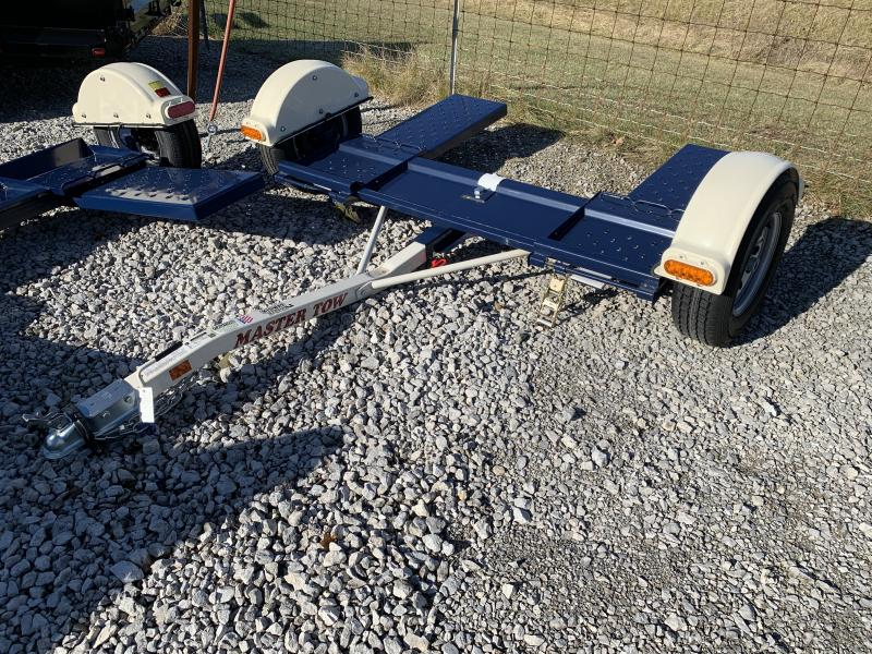 "2020 Mastertow 80"" Idler Hub 3k Car Dolly"