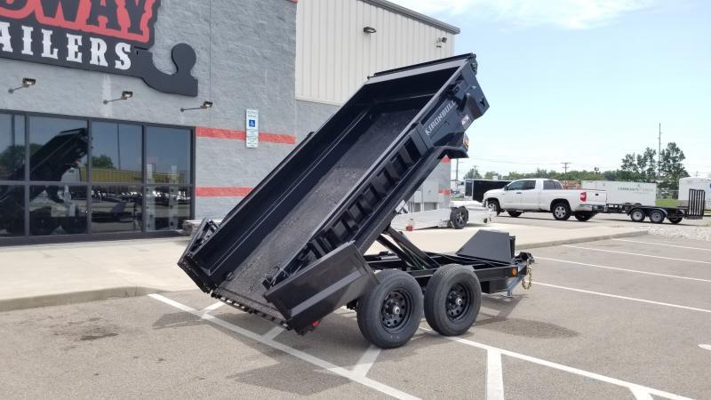 2022 Iron Bull 5'X10' 10K DUMP Dump Trailer