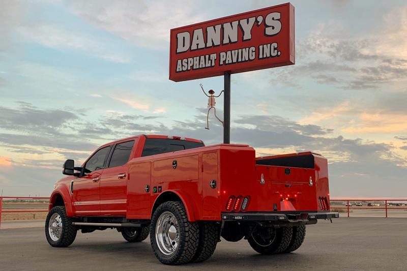 "2021 Norstar Sc 8'6""""x84x58"" Ram Service Body Truck Body"
