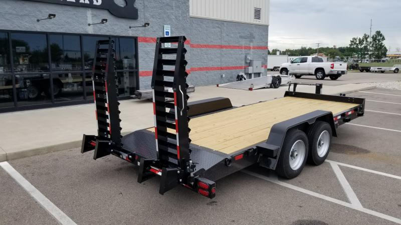 2021 B-B 7'X18' 16K EQUIPMENT Equipment Trailer