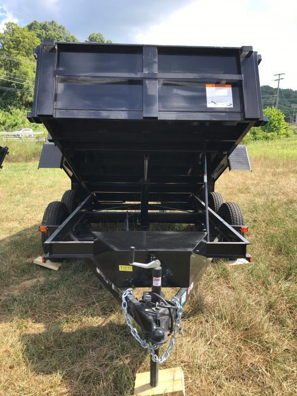 2020 Carry-On 5X10DUMPLP7K Dump Trailer