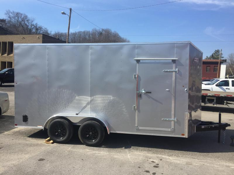 2021 Carry-On 7X16CGRCM Enclosed Cargo Trailer