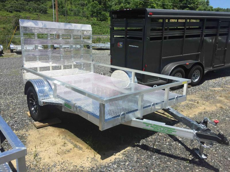 2021 Other B-610A4 Utility Trailer