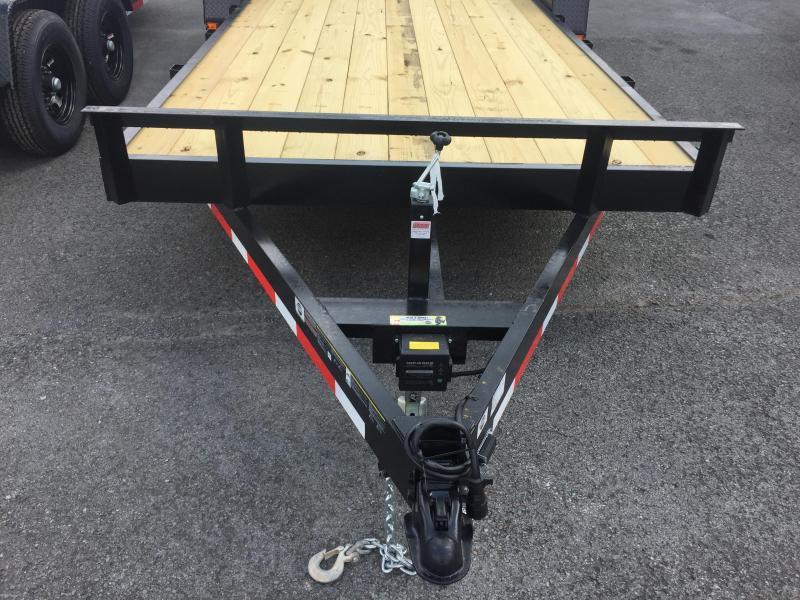 2021 Carry-On 7X20HDEQDTFR12K Equipment Trailer