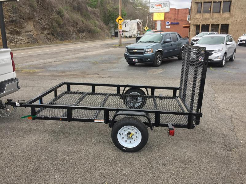 2021 Carry-On 5X8G Utility Trailer