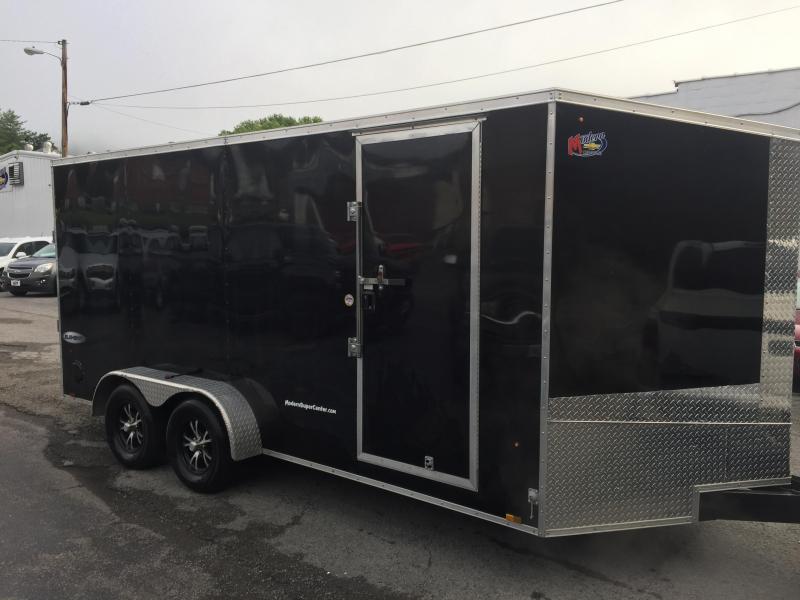 2020 Look Trailers 7X16 Enclosed Cargo Trailer