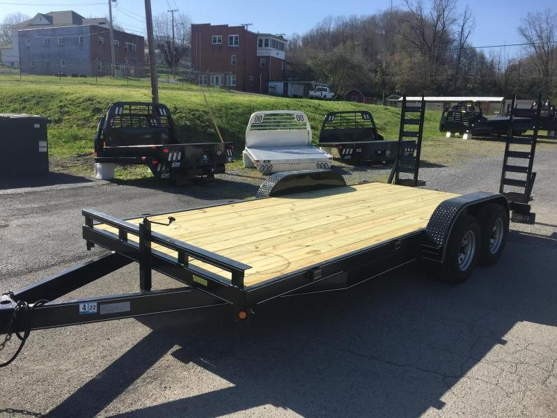 2021 Other 7X18 10K EQUIPMENT Equipment Trailer