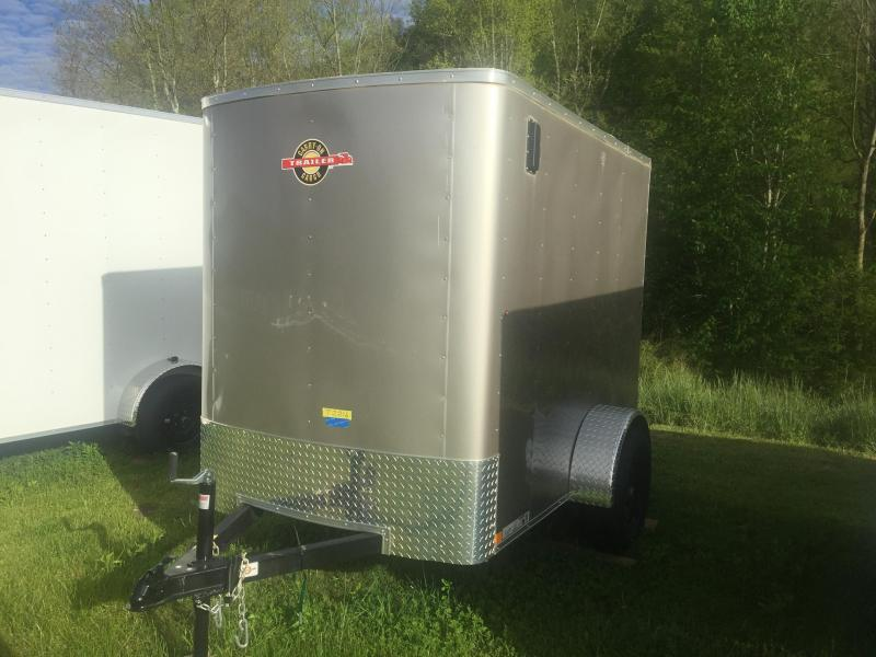 2021 Carry-On 5X8CG Enclosed Cargo Trailer