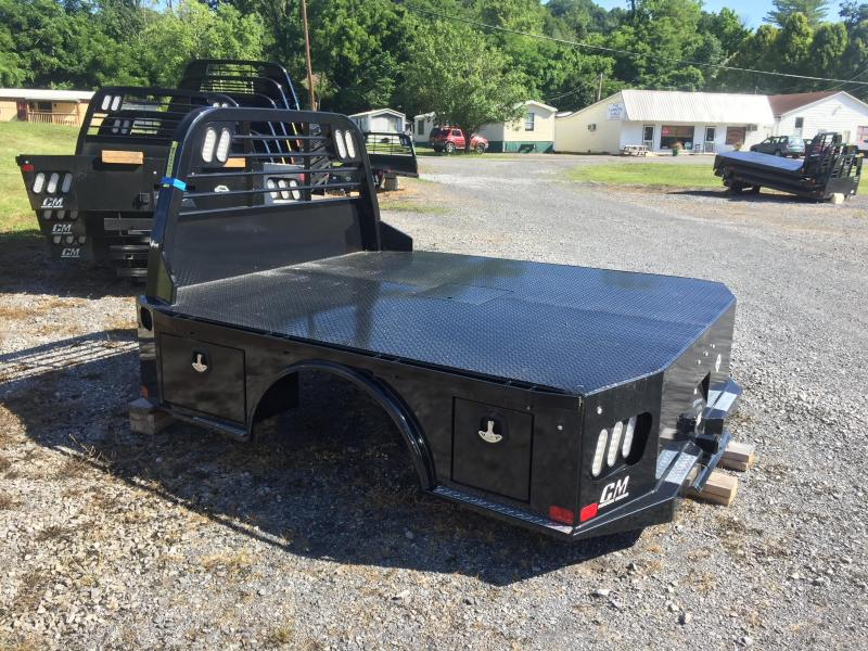 "CM Truck Beds SK 8'6""/97/56/42 Truck Bed"