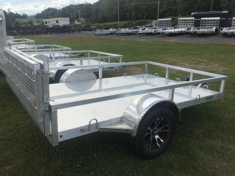 2022 Other B-610AB BI-FOLD GATE Utility Trailer