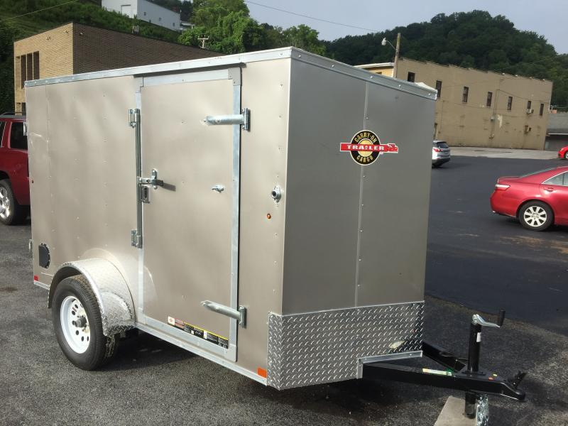 2020 Carry-On 5X10CGCM Enclosed Cargo Trailer