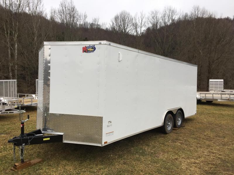 2021 Other 20' x 8.5' Enclosed Car Hauler