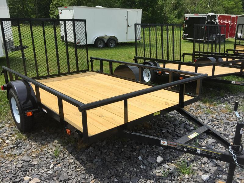 2021 Carry-On 6X10GW Utility Trailer