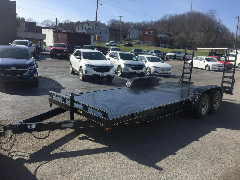 2021 Other 82X20 EQUIPMENT 10K Equipment Trailer