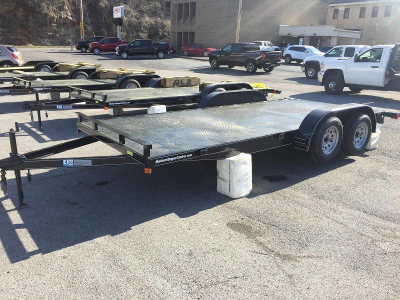 2021 Other 18' CAR HAULER Car / Racing Trailer