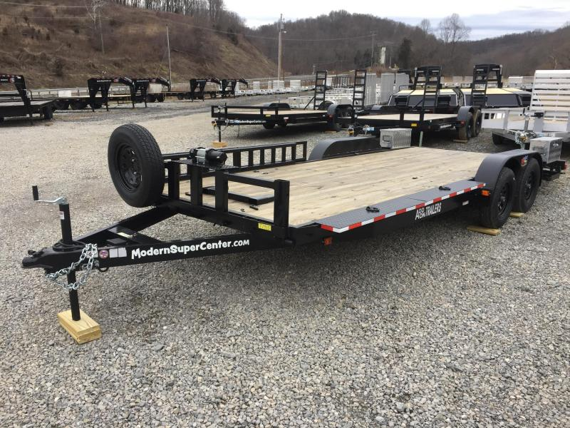 2020 Carry-On ADD ON Equipment Trailer