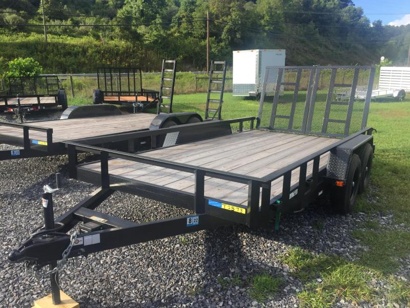 2021 Carry-On 7X14HDLAND Utility Trailer