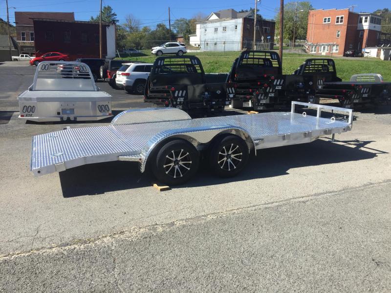 2022 BEAST B-718AD Car / Racing Trailer
