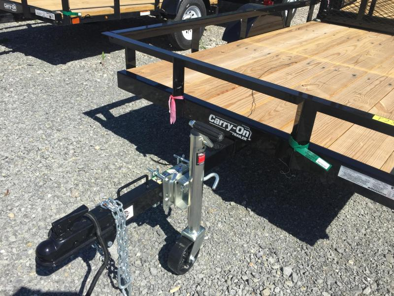 2021 Carry-On 5X8SPW-GEN Utility Trailer