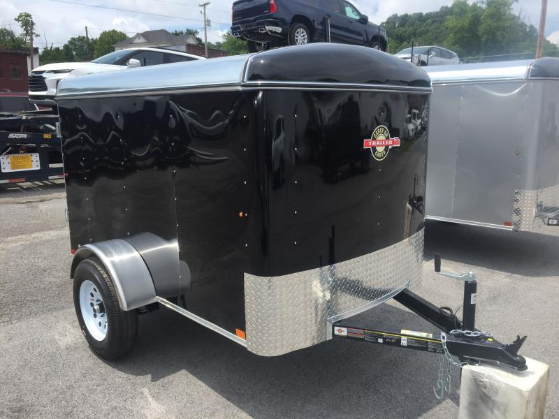 2020 Carry-On 5X8CGEC Enclosed Cargo Trailer