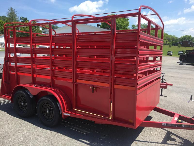 2020 Carry-On 6x12LIVESTOCK trailer