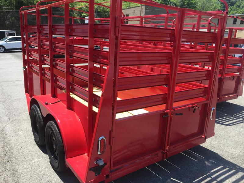 2020 Carry-On 6x12LIVESTOCK trailer