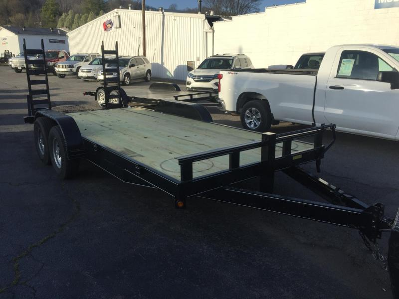 2021 Other 7X18 14K Equipment Trailer