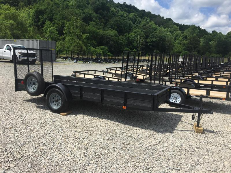 2007 Other 5X14 Utility Trailer