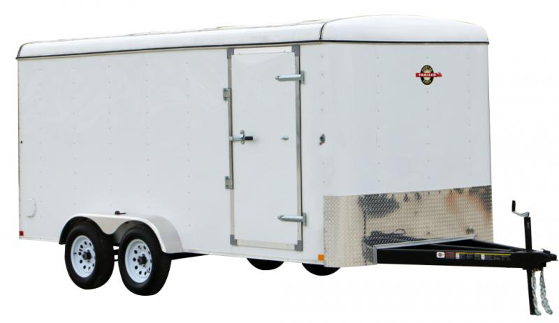 2021 Carry-On 7X18CGRCM Enclosed Cargo Trailer