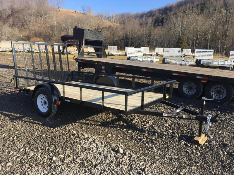 2021 Carry-On 6X12GWPT Utility Trailer