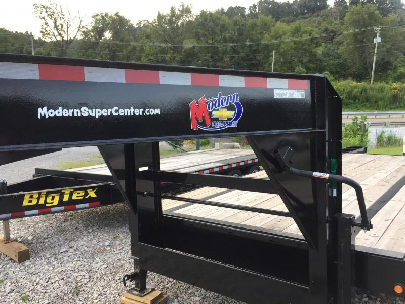2021 Carry-On 14GN-8.5x20+5DT Equipment Trailer