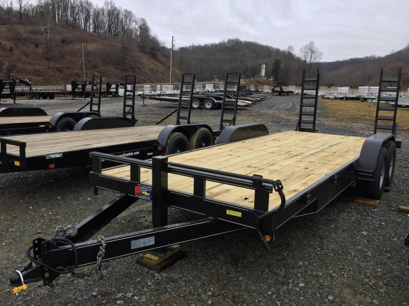 2021 Other 20' EQUIPMENT 14K Trailer