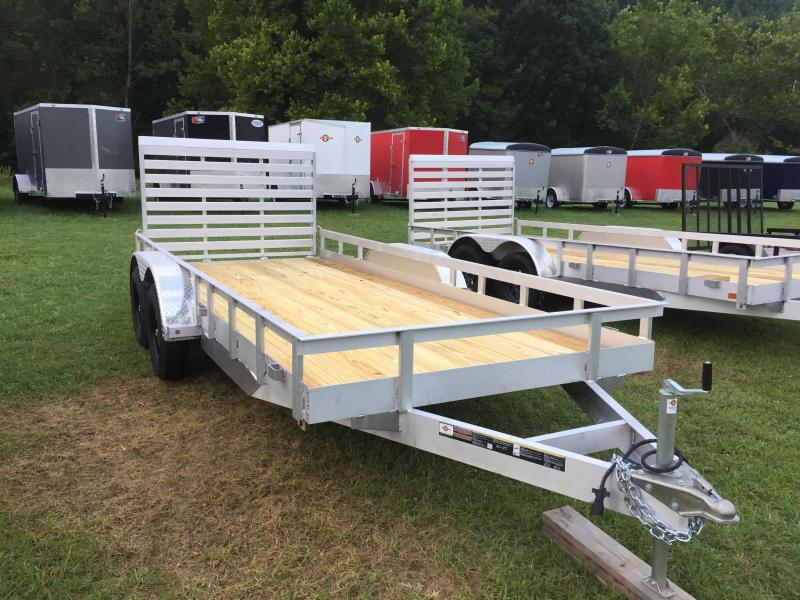 2020 Carry-On 6X16AGW7K Utility Trailer