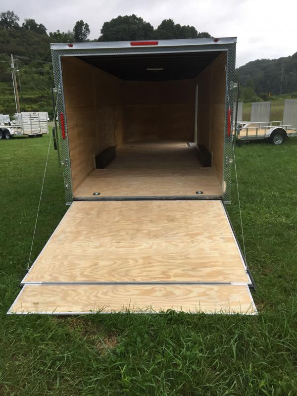 2021 Freedom Trailers 8.5X24TA3 Enclosed Cargo Trailer