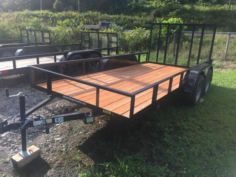 2021 Other 6X16 Utility Trailer