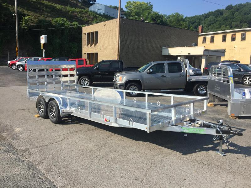 2021 Other B-720A4LD Utility Trailer